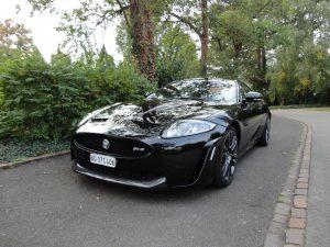 Jaguar XKR-S 2009
