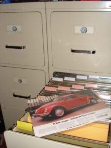 VW Volkswagen archives