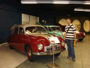 Tatraplan, Tatra 87 and Tatra 97 - Tampa Bay Automobile Museum Florida