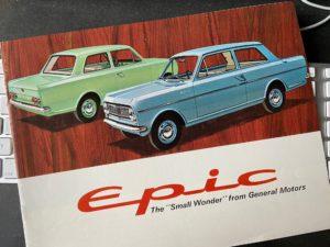 General Motors Epic