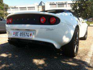 Lotus Elise CR 2012