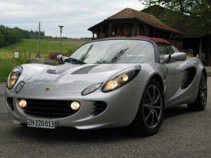 Lotus Elise 111 S 2003