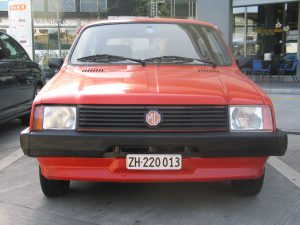 MG Metro 1984