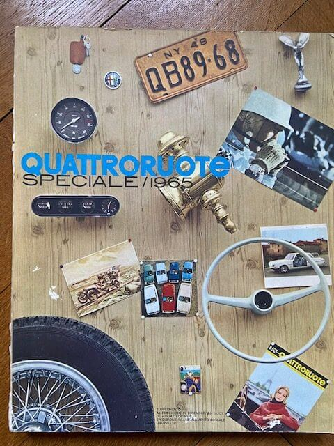 Quattroruote Speciale 1965