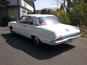 Plymouth Valiant Signet 200 1963