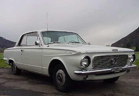Plymouth Valiant Signet 200 1963